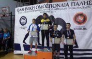Έβδομος Βαλκανιονίκης ο 15χρονος Θρακιώτης παλαιστής της Ολυμπιακής Φλόγας Βλαδίμηρος Γεωργιάδης!