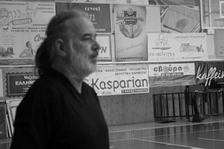 Το συγκλονιστικό αποχαιρετιστήριο μήνυμα των παικτών του Δημοκρίτειο στον μαχητή-δάσκαλο και πατέρα τους Αλέκο Καρυπίδη