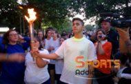 Έφτασε στην Κομοτηνή η φλόγα της 1ης Περιφερειακής Μαθητιάδας ΑΜ-Θ! (photos)
