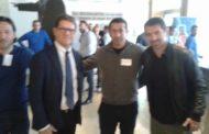 Με Εβρίτικη παρουσία διεξήχθη στη Νιόν το UEFA Coach Education-Student Exchange!
