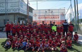 Γήπεδο… μπαλόνι ετοιμάζει η Σχολή ποδοσφαίρου του Ολυμπιακού Κομοτηνής Fairplay!