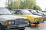 Εντυπωσίασαν τα ρετρό αυτοκίνητα του Ράλι