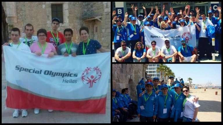 Χαμόγελα και επιτυχίες για τους αθλητές των Special Olympics Αλεξ/πολης στους Παγκύπριους αγώνες (photos)