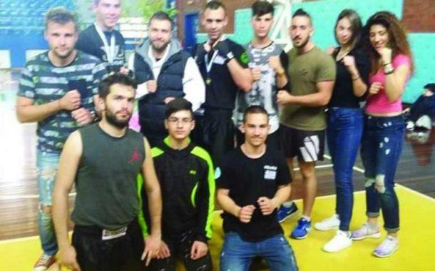 Στο Διασυλλογικό Πρωτάθλημα Aristotelis Cup No 5 έλαβε μέρος ο ΑΟ Θραξ 0cbf24c8711
