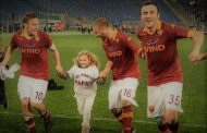 Το μήνυμα του Βασίλη Τοροσίδη για το τελευταίο ματς με την Ρόμα του Capitano Φραντσέσκο Τότι(+pic)