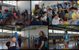 Εντυπωσίασε η ημέρα mini volley του ΑΟ Νέας Βύσσας Ορεστιάδας (photos)