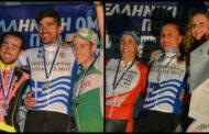Οι νικητές των αγώνων χρονομέτρησης του Πανελλήνιο Ποδηλασίας και η κατάταξη των Θρακιωτών!