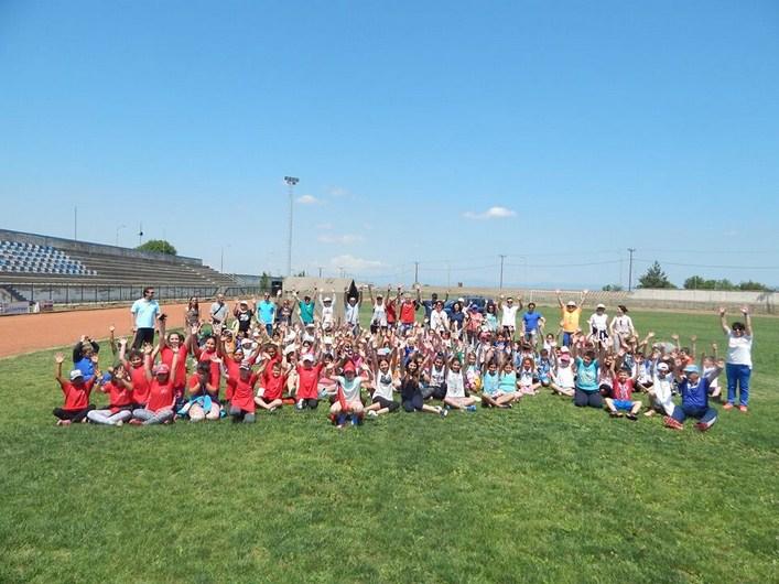 Ολοκληρώθηκαν οι δεύτεροι αγώνες στίβου Δημοτικών Σχολείων Μαρώνειας, Σαπών & Αρριανών (photos)
