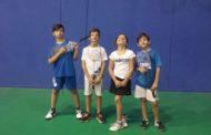 Πολύ καλή παρουσία των ανερχόμενων ταλέντων του Δημοκρίτειου στο Πανελληνιο U11 Badminton!