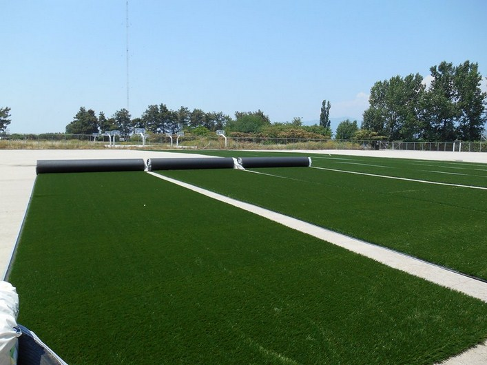 Πήρε την άδεια και ετοιμάζεται να φιλοξενήσει παιχνίδι της Α' κατηγορίας το νέο γήπεδο της ΕΠΣ Θράκης