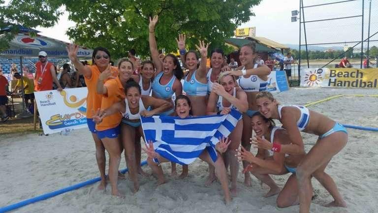 Στις 8 καλύτερες της Ευρώπης η Εθνική Ελλάδας!