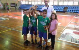 Πρωτιά για τους μικρούς μπασκεμπολίστες του Εθνικού στο τουρνουά της Ολυμπιάδας!