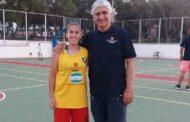 Στην προεπιλογή της Εθνικής Κορασίδων για το Ευρωπαϊκό η Χρυσάνθη Νικολαΐδου