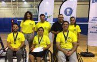 Άκρως θετική η παρουσία του Ηρόδικου Κομοτηνής στο πανελλήνιο πρωτάθλημα parabadminton!