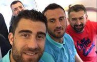 Με ακόμη δύο Θρακιώτες στο πλευρό της ταξίδεψε για την μεγάλη μάχη με την Βοσνία η Εθνική ομάδα!