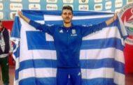 Υποψήφιος Αθλητής της χρονιάς: Γιώργος Σιταρίδης