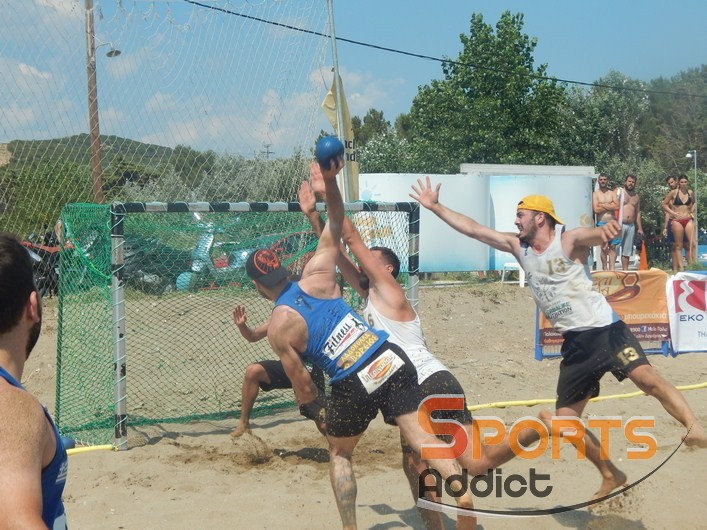 Στις 20 Αυγούστου τελικά το τουρνουά beach handball της Αλεξανδρούπολης!