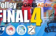 LIVE: Παρακολουθείστε εδώ τους αγώνες του Final 4 του Πανελληνίου των Παίδων!