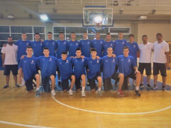 Στον Ελαιώνα για το βασικό στάδιο προετοιμασίας η Εθνική Παίδων με Κουρτίδη!