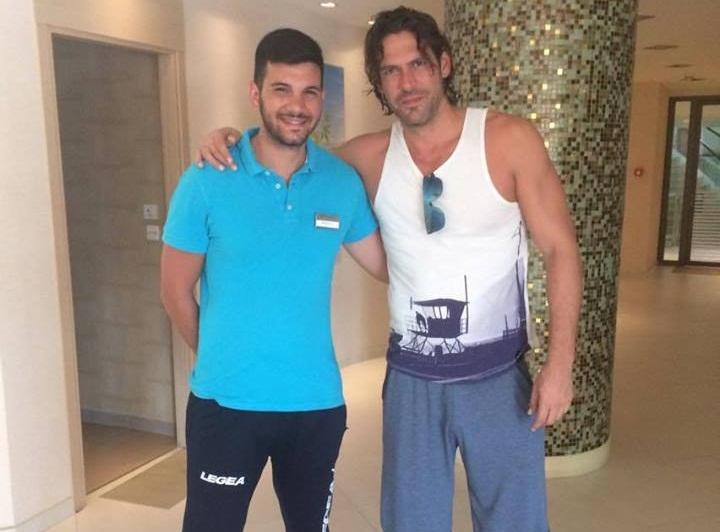 Στην Αλεξανδρούπολη με τον προπονητή Σταυρουλάκη ο Σπαλιάρας