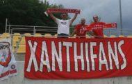 Xanthifans και στο Πράβετς! Δεν έπαιζαν μόνοι οι παίκτες του ΑΟΞ στο σημερινό φιλικό