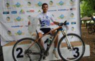 Ασημένιος Βαλκανιονίκης στην ορεινή Ποδηλασία ο Χαρούν Μολλά του Θράκα Ιππέα!