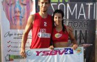 Νικητές στο 1ο mixed tournament by YSBV for all οι Άντριτς & Νικολαΐδου! (photos)