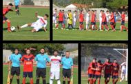 Photos: Διπλό πρόκρισης για την  Βιστωνίδα επί της ΑΕ Ξάνθης στο ντέρμπι της Α' φάσης του Κυπέλλου