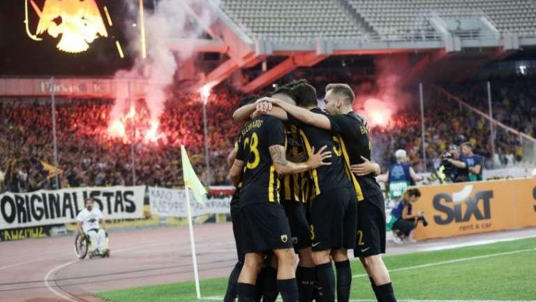 Μεγάλη εμφάνιση και νίκη επί της Μπρίζ για την ΑΕΚ που...πέταξε για τους ομίλους του Europa League