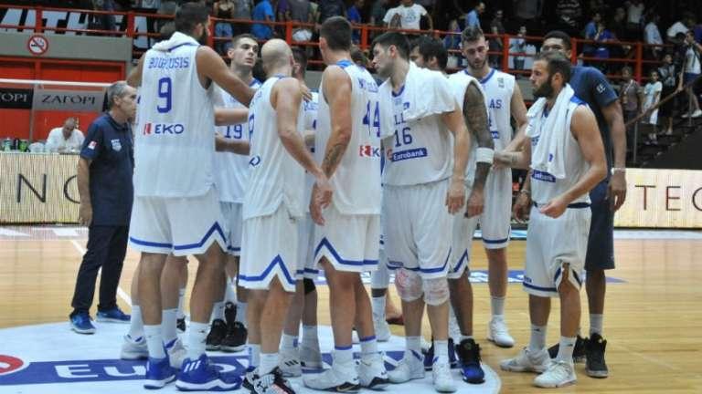 Δεύτερη στην Ευρώπη η Εθνική Ελλάδας!