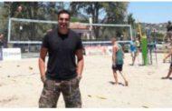 Δίπλα στο «αύριο» του beach volley ο Μάριος Γκιούρδας