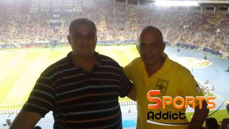 Άρης Αβάτου και στον... μεγάλο τελικό του Super Cup μεταξύ Ρεάλ Μαδρίτης και Μάντσεστερ Γιουνάιτεντ!