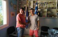 Και επίσημα παίκτης του Ηρόδοτου ο Αλέξης Μελισσόπουλος!