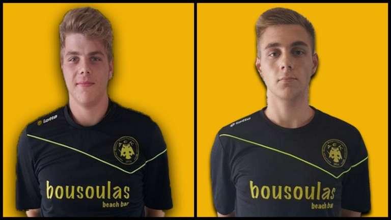 Παρέμειναν στην ΑΕΚ Έβρου τα αδέρφια Μπόγλου