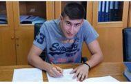 Στην Κύπρο συνεχίζει την καριέρα του ο Παπαδόπουλος της Νίκης Απαλού!