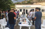 Έναρξη προετοιμασίας με αγιασμό και παρουσίαση του ρόστερ στον Πέπλο (photos)