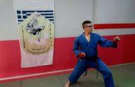 Στο Βαλκανικό με την Εθνική Ελλάδας ο Προσαλέντης του Budo Academy Fighters Κομοτηνής