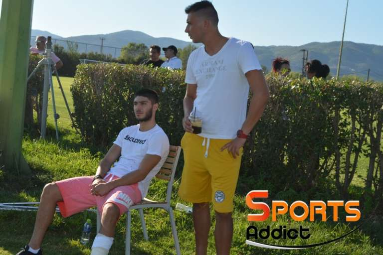Μετράει αντίστροφα για την επιστροφή του ο Νίκος Σαμπανίδης!