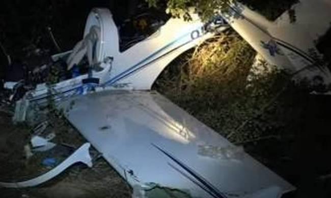 Νεκροί οι 2 επιβάτες αεροσκάφους που συνετρίβη στην Κομοτηνή!