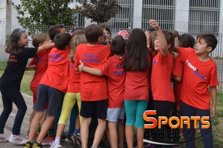 Photos: Κέντρισαν το ενδιαφέρον οι αθλητικές επιδείξεις του Διομήδη Ξάνθης