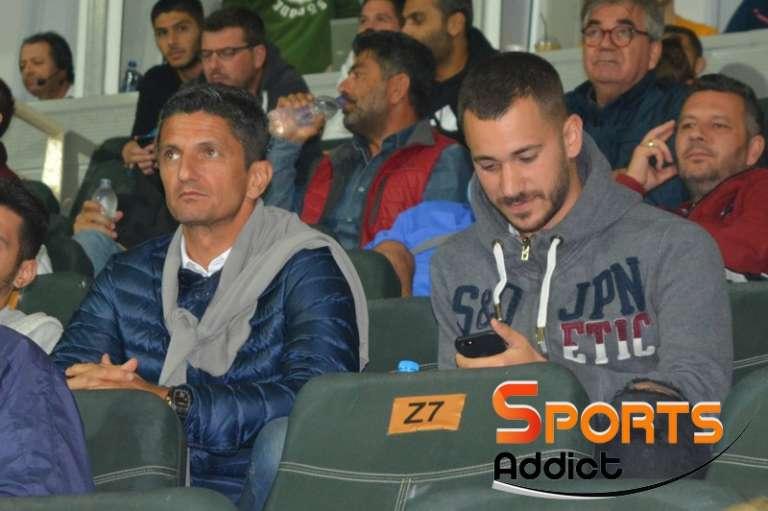 Στην Βαρκελώνη για να εξελίξει τις γνώσεις του στους αθλητικούς τραυματισμούς ο Γιώργος Τσονάκας!(+pic)