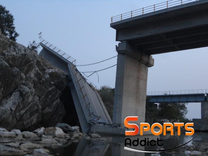 Σοκάρει μαρτυρία οδηγού ο οποίος περνούσε από τη γέφυρα που κατέρρευσε στη Ροδόπη!
