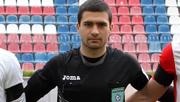 Τσαμούρης στο εντός της Ξάνθης με Λάρισα, στο ματς του Αστέρα ο Κουμπαράκης! Οι διαιτητές της Super League