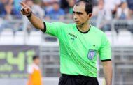 Ο Πραξιτέλης Ζαχαριάδης ορίστηκε στο ματς της Ξάνθης με ΑΕΚ, στον Βόλο ο Κουμπαράκης! Οι ορισμοί στην αυλαία του Β' γύρου στην Super League