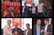 Photos: 100κλικ απο της βραβεύσεις του Δήμου Ξάνθης στην εκδήλωση για τα 50χρονια ΑΟΞ