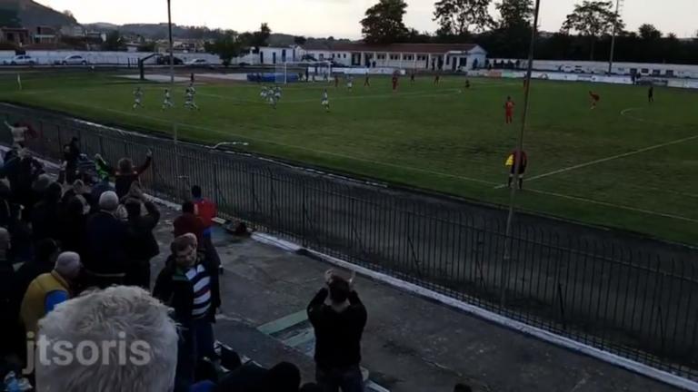 Το «χρυσό» γκολ του Εμρέ στην πρεμιέρα της ΑΕΔ στη Γ' Εθνική! (video)