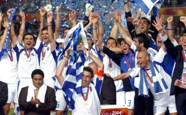 Σαν Σήμερα: 16χρονια απο την κατάκτηση της κορυφής της Ευρώπης απο την Ελλάδα!