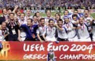 Με φιλικό απέναντι στην Πορτογαλία στις 4 Ιουλίου θα αναβιώσουν το έπος του Euro 2004 οι πρωταθλητές Ευρώπης!