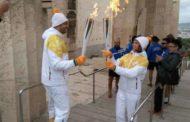 Με την φλόγα των Χειμερινών Ολυμπιακών Αγώνων ο Γκιούρδας