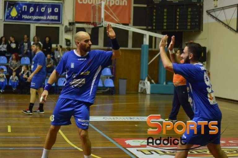 Το ματς των Κυκλώπων με τον Μακεδονικό μέσα από τον φακό του SportsAddict (photos)